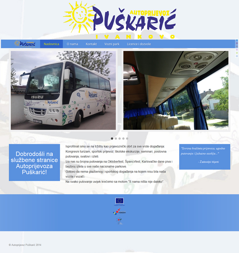 Autoprijevoz_Puškarić_Ivankovo